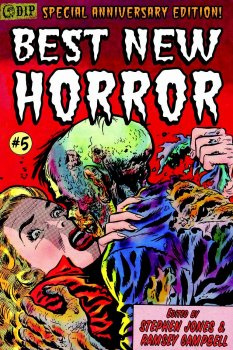 The Best New Horror Volume Five (1994)