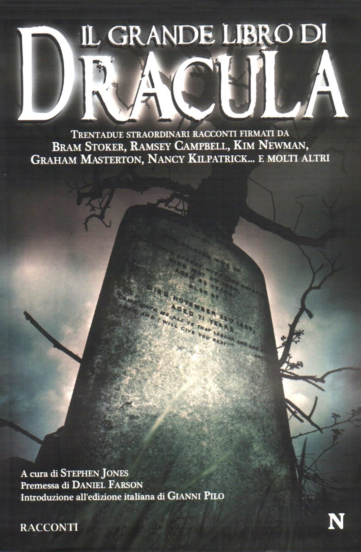 The Mammoth Book Of Dracula Vampire Tales For New Millennium