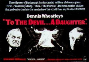 To the Devil... a Daughter (1976)