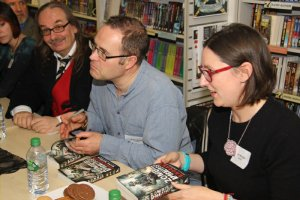 The Great Hallowe'en Horror Signing, Forbidden Planet London Megastore
