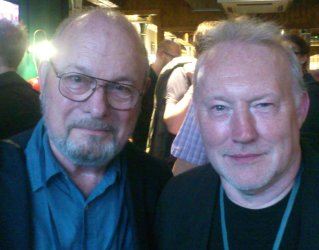 Joe Haldeman and Stephen Jones