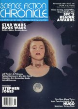 Science Fiction Chronicle: The Monthly SF and Fantasy Magazine (Issue 194, November 1997)