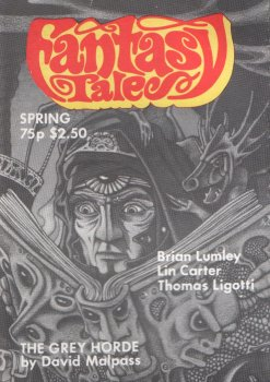 Fantasy Tales (Volume 5, Number 9, Spring 1982)